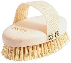 Kup Drewniana szczotka do wilgotnego lub suchego masażu - Lynia