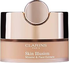 Kup Podkład w pudrze - Clarins Skin Illusion Loose Powder Foundation
