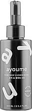 Kup Oczyszczający olejek z węglem drzewnym - Ayoume Pore Deep Cleansing Oil