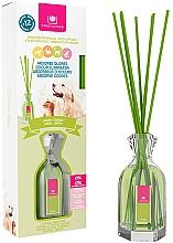 Kup Dyfuzor zwalczający brzydkie zapachy Ogród - Cristalinas Reed Diffuser