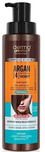 Szampon do włosów Intensywna regeneracja - Dermo Pharma Professional Argan[4]Therapy