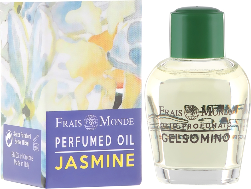 Olejek perfumowany - Frais Monde Jasmine Perfume Oil — фото N1