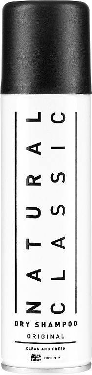 Suchy szampon - Natural Classic Original Dry Shampoo — фото N1
