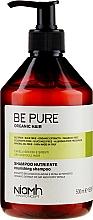 Kup Odżywczy szampon do włosów suchych i bez życia - Niamh Hairconcept Be Pure Nourishing Shampoo
