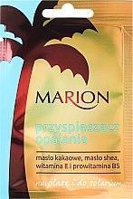 Kup Przyspieszacz opalania na plażę i do solarium - Marion
