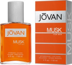 Kup Jovan Musk For Men - Perfumowana woda po goleniu