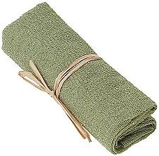 Kup Nylonowy ręcznik złuszczający do ciała, zielony - The Body Shop Body Polisher