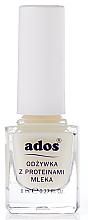 Kup Odżywka z proteinami mleka do paznokci - Ados