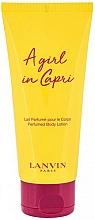 Kup Lanvin A Girl in Capri - Balsam do ciała