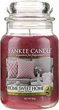 Kup Świeca zapachowa w słoiku - Yankee Candle Home Sweet Home