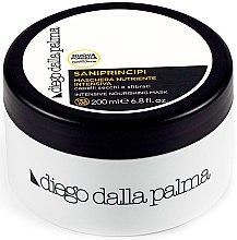 Kup Intensywnie odżywcza maska do włosów suchych i łamliwych - Diego Dalla Palma Saniprincipi Nourishing Mask