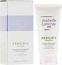 Kup Balansująca maseczka do twarzy przeciw zaczerwienieniom - Isabelle Lancray Zensibia Neozen Balancing Anti Redness Mask