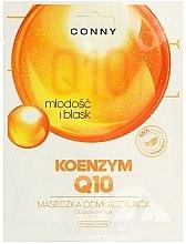 Kup Wzmacniająca maska na tkaninie do twarzy Koenzym Q10 - Conny Q10 Essence Mask