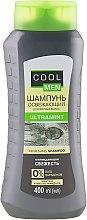 Kup Szampon odświeżający do włosów tłustych dla mężczyzn - Cool Men Ultramint Refreshing Shampoo