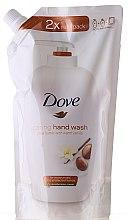 Kup Mydło do rąk Masło shea i wanilia - Dove Caring Hand Wash Shea Butter With Warm Vanilla (uzupełnienie)