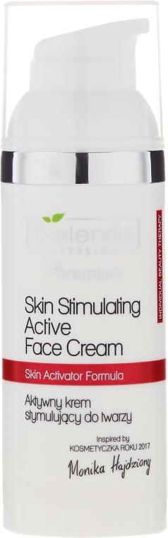 Aktywny krem stymulujący do twarzy - Bielenda Professional Individual Beauty Therapy — фото N1