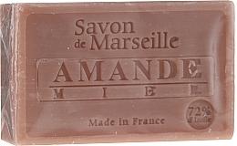 Kup Naturalne mydło w kostce Migdał i miód - Le Chatelard 1802 Almond & Honey Soap