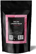Kup Peeling gruboziarnisty z pestek malin - E-naturalne Peeling