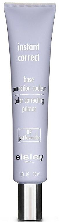 Korygująca baza pod makijaż - Sisley Instant Correct Color Correcting Primer — фото N1