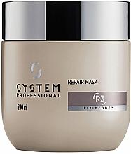 Kup Rewitalizująca maska do włosów Keratyna i kwas hialuronowy - System Professional Lipidcode Repair Mask R3