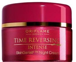 Kup Regenerujący krem przeciwstarzeniowy na noc - Oriflame Time Reversing Intense Cream