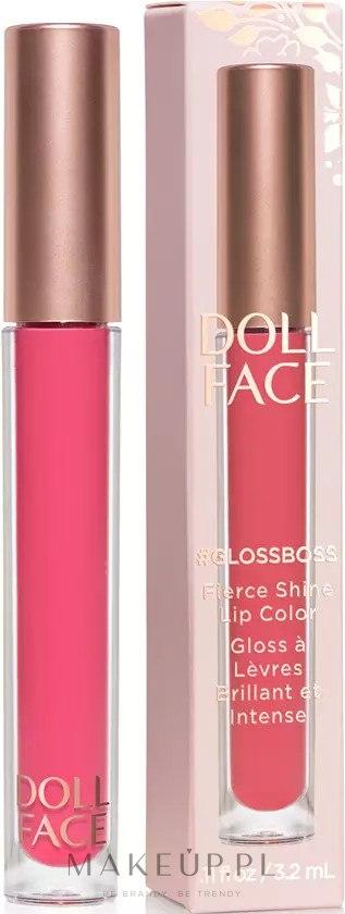Błyszczyk do ust - Doll Face GlossBoss Lip Color — фото Beautiful