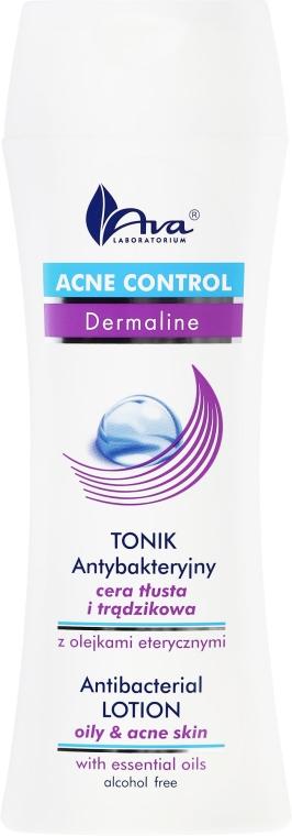Antybakteryjny tonik z olejkami eterycznymi do cery tłustej i trądzikowej - AVA Laboratorium Acne Control Dermoprogram