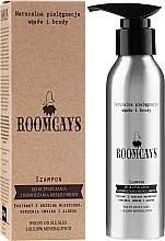 Kup Szampon do oczyszczania i odświeżania męskiej brody - Roomcays Shampoo