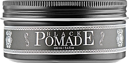 Pomada do stylizacji włosów - Lavish Care Black Pomade Medium Hold Black — фото N2