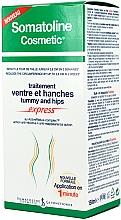 Kup Krem wyszczuplający do brzucha i ud - Somatoline Cosmetic Express Tummy & Hips Treatment