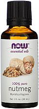 Kup Olejek z gałki muszkatołowej - Now Foods Essential Oils 100% Pure Nutmeg