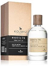 Kup Kolmaz Exotic 74 - Woda perfumowana
