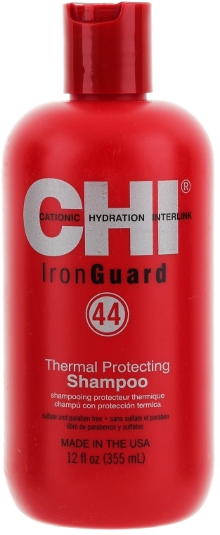 Szampon chroniący włosy przed wysoką temperaturą - CHI 44 Iron Guard Shampoo