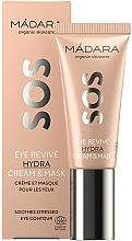 Kup Krem-maska na okolice oczu - Madara Cosmetics SOS Eye Revive Hydra Cream & Mask