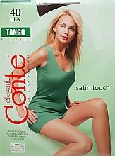 """Kup Rajstopy """"Tango"""" 40 DEN, mocca - Conte"""