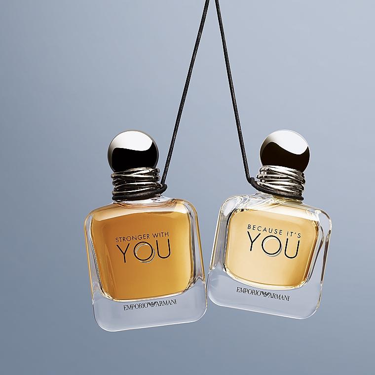 Giorgio Armani Because It's You - Woda perfumowana — фото N5