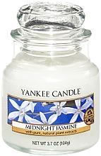 Kup Świeca zapachowa w słoiku - Yankee Candle Midnight Jasmine