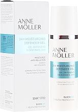 Kup Nawilżający żel ochronny do twarzy - Anne Möller Blockâge 24h Moisturizing Defender Gel