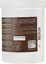 PRZECENA! Czarne peelingujące mydło aleppo z eukaliptusem - Najel Black Savon Noir Aleppo Soap Eucalyptus Body Peeling * — фото N4