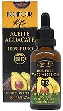 Kup Olejek z awokado do twarzy, ciała i włosów - Arganour Pure Organic Avocado Oil