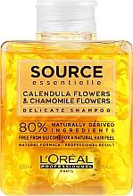 Kup Szampon do wrażliwej skóry głowy - L'Oreal Professionnel Source Essentielle Delicate Shampoo