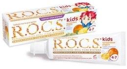 Kup Pasta do zębów dla dzieci Cytrusowa tęcza - R.O.C.S. Kids