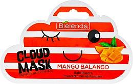 Kup Bąbelkująca maseczka energetyzująca do twarzy Mango Balango - Bielenda Cloud Mask