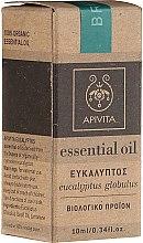Olejek eukaliptusowy - Apivita Aromatherapy Organic Eucalyptus Oil  — фото N2