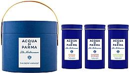 Kup Acqua di Parma Blu Mediterraneo - Zestaw (soap 3 x 70 g)