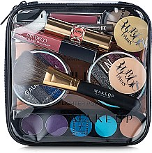 Kup Kosmetyczka przezroczysta Visible Bag (17 x 17 x 6 cm, bez zawartości) - Makeup