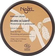 Kup Organiczne masło shea Kakao - Najel Shea Butter Cocoa