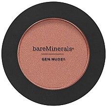 Kup Prasowany róż do policzków - Bare Escentuals BareMinerals Gen Nude Powder Blush