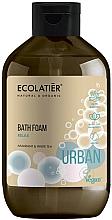 Kup Pianka do kąpieli Amarantus i biała herbata - Ecolatier Urban Bath Foam