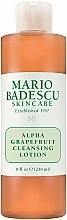 Kup Mleczko oczyszczające do twarzy - Mario Badescu Alpha Grapefruit Cleansing Lotion